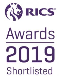 RICS Award 2019 - Shortlisted