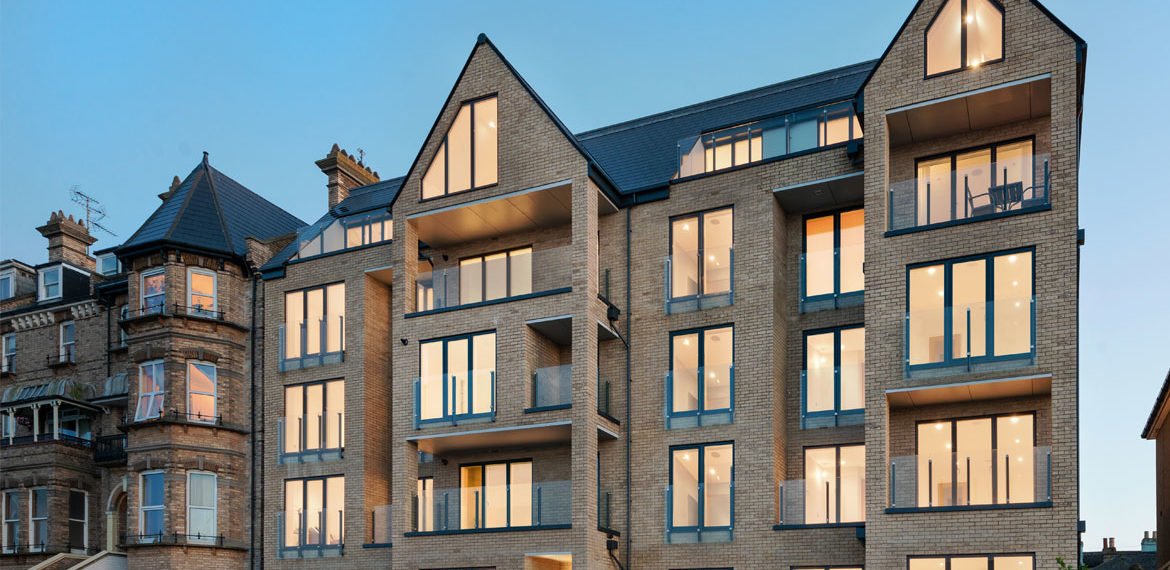 Central Parade Herne Bay - architect project in Kent