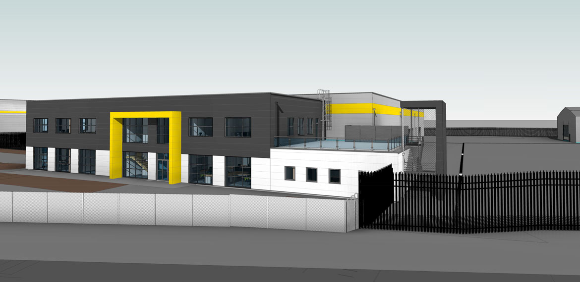 DOKA UK Headquarters, Sittingbourne