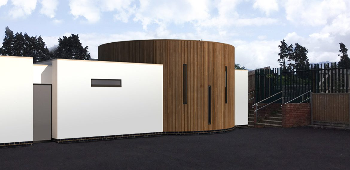 OSG where commissioned by Five Acre Wood School to design a new Hydrotherapy pool