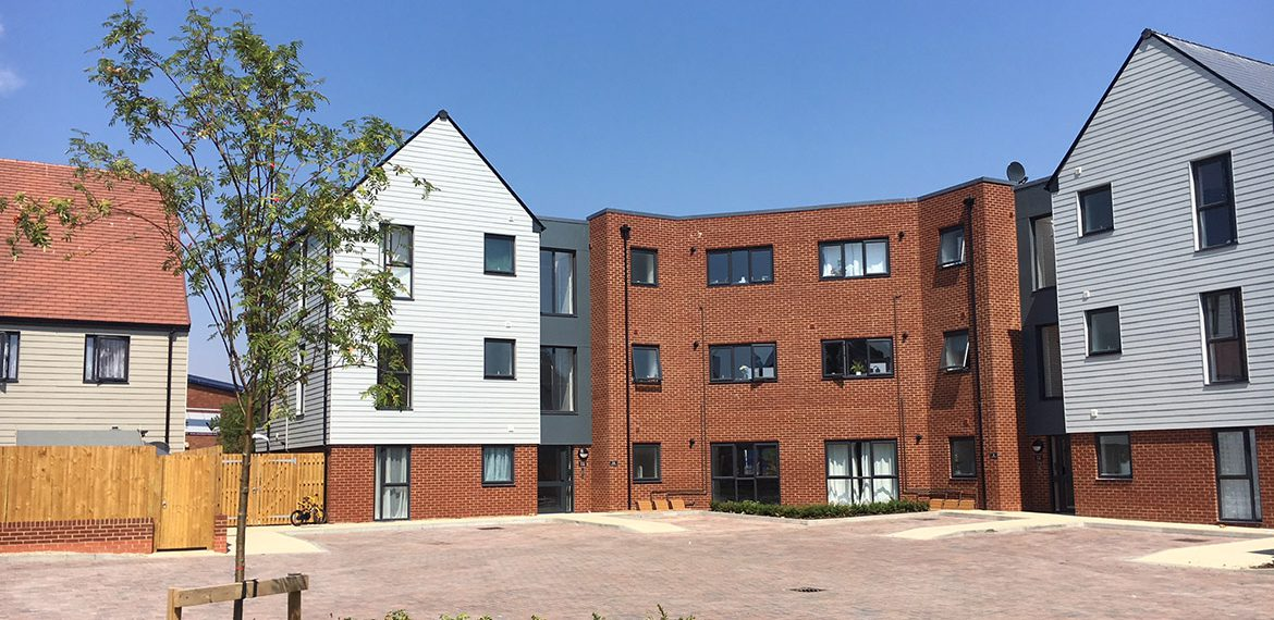 Architect Services for affordable housing development in Folkestone
