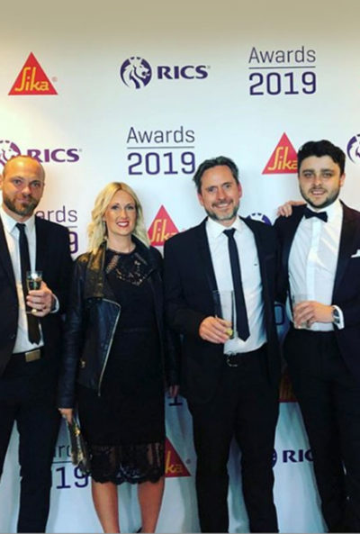OSG at the RICS awards 2019